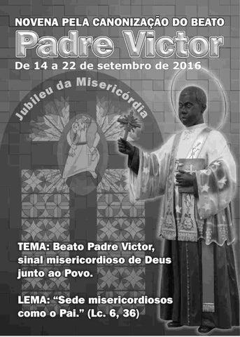 [Novena Padre Victor 2016]