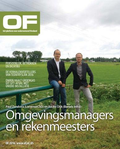 Ondernemend Friesland editie 5 september 2016