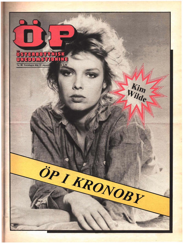 Österbottniska posten (Öp) nr. 38 1983 by Österbottniska posten ...