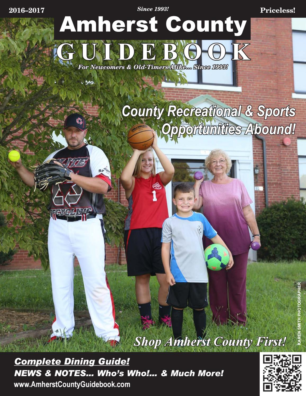 amherst county guidebook by dan curran issuu