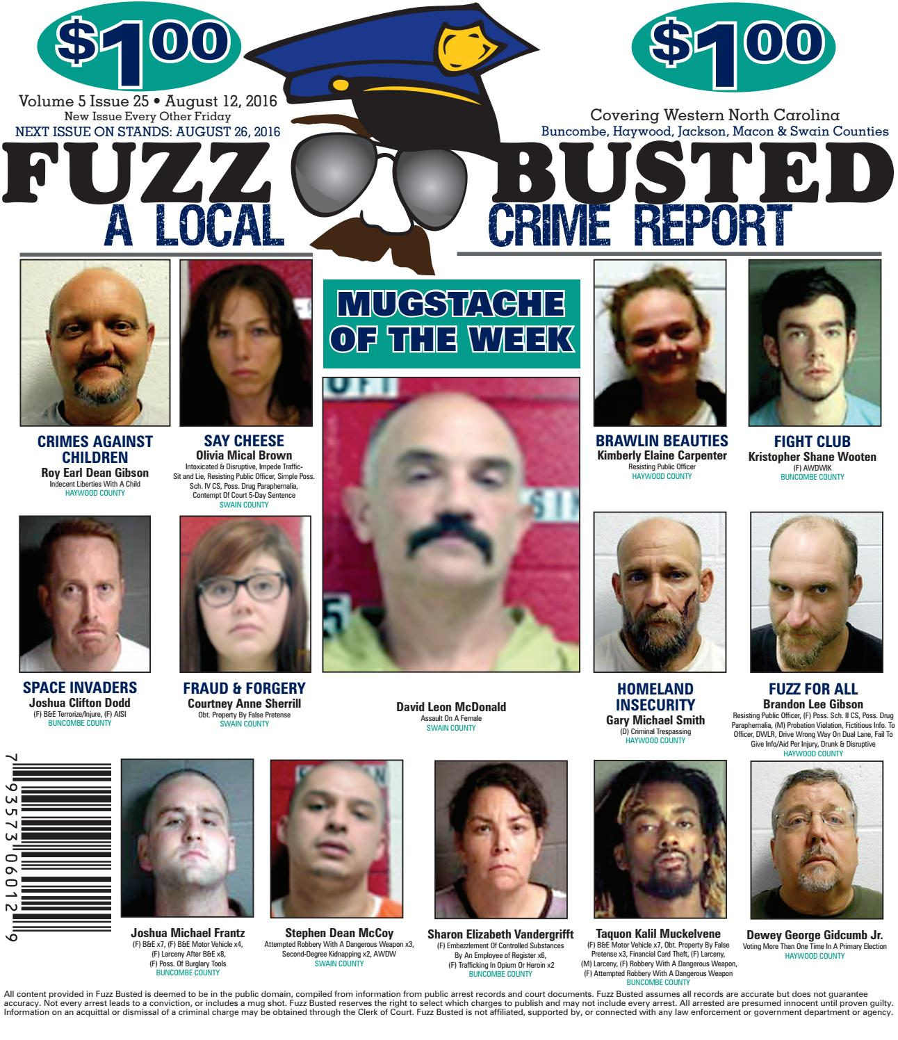 volume issue by fuzz busted issuu