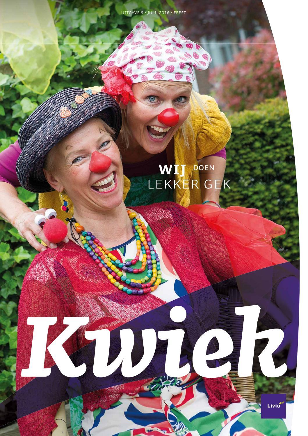 Kwiek (2016-4) - Feest by Livio Zorg - issuu