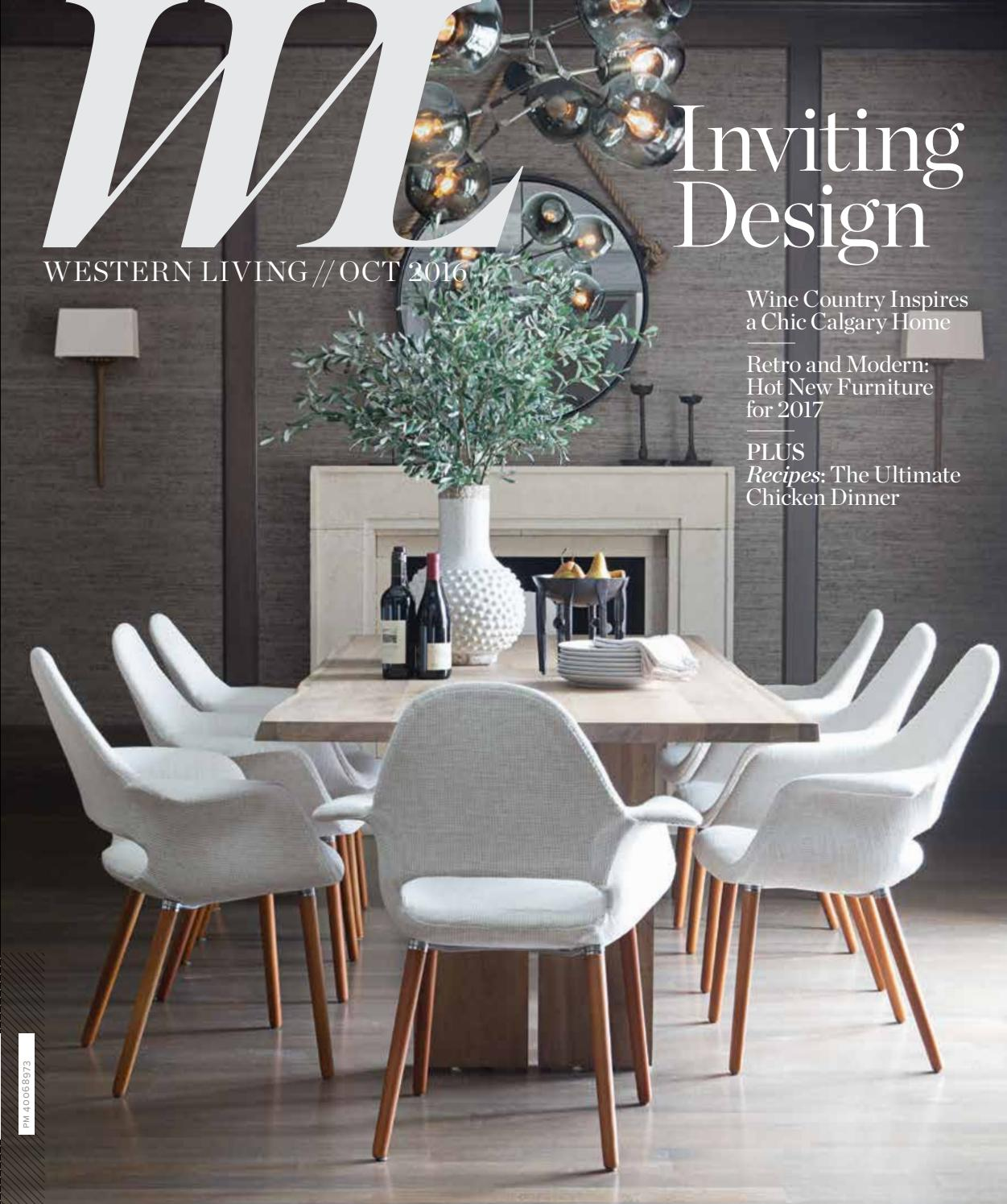 Western Living BC, October2016 By YP NextHome