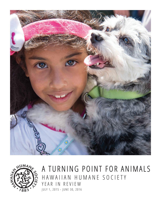 2010 2011 annual report by hawaiian humane   issuu