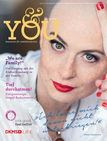 &you – das DKMS LIFE Magazin
