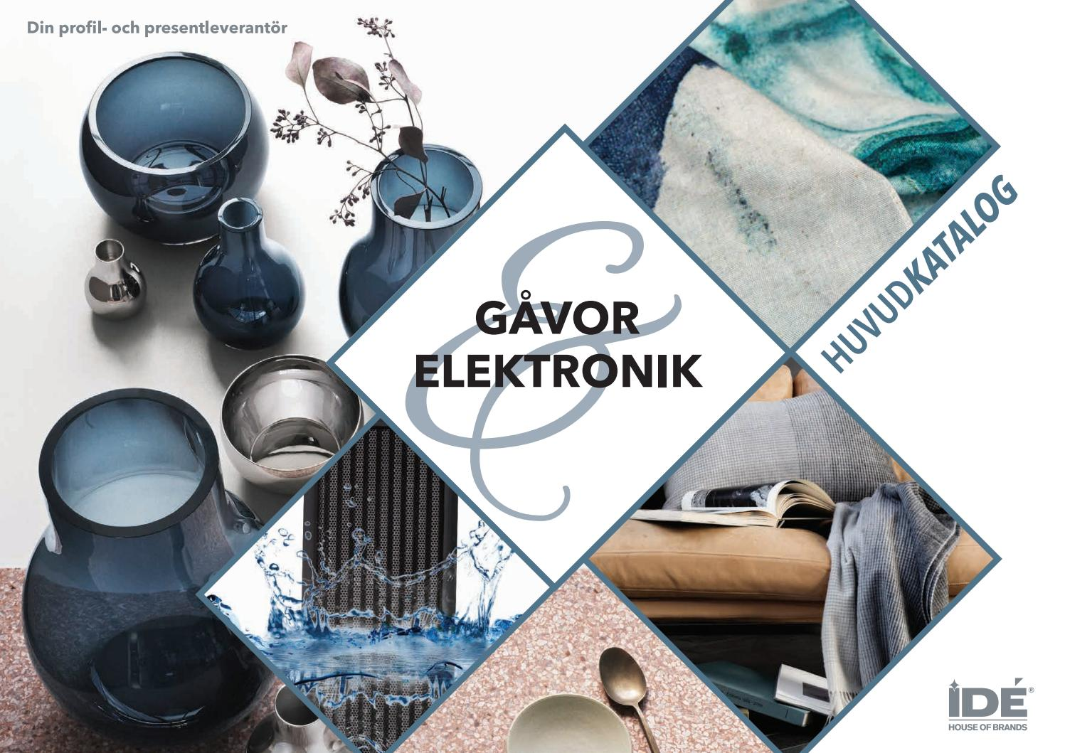 IDE_GÃ¥vakatalog_2014_se by IDE House of Brands - issuu