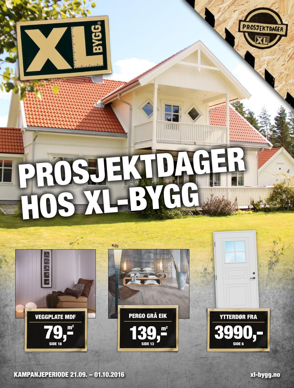Xl bygg kundeavis 2016