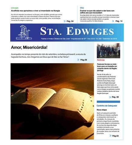[Jornal Sta. Edwiges (Setembro/2016)]