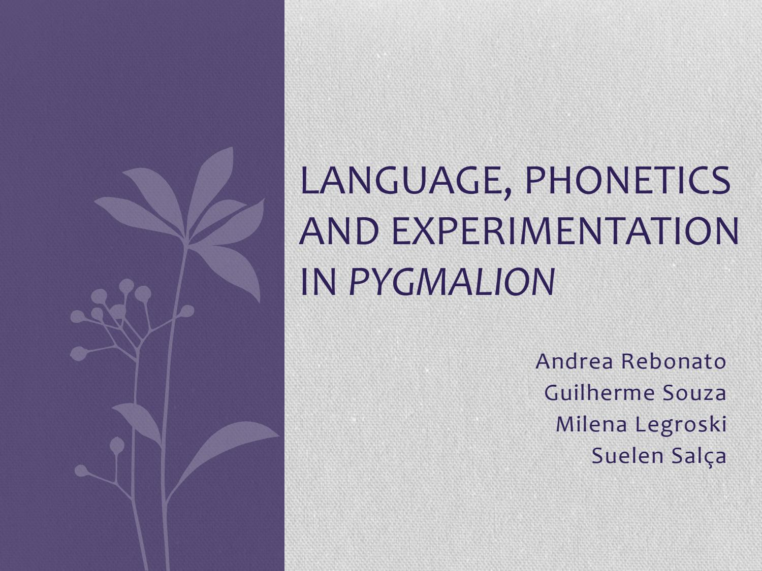 language phonetics and experimentation in pyg on by milena language phonetics and experimentation in pyg on by milena legroski issuu