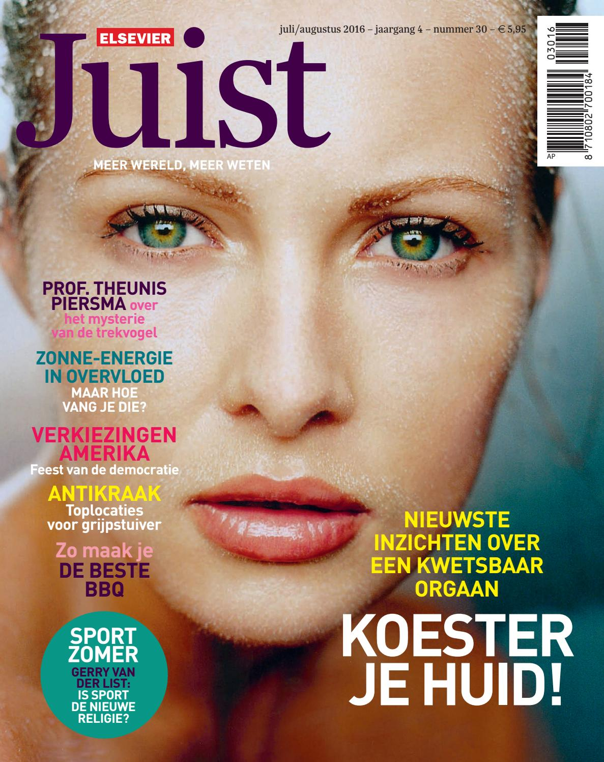 Inkijkexemplaar Juist by Reed Business - issuu