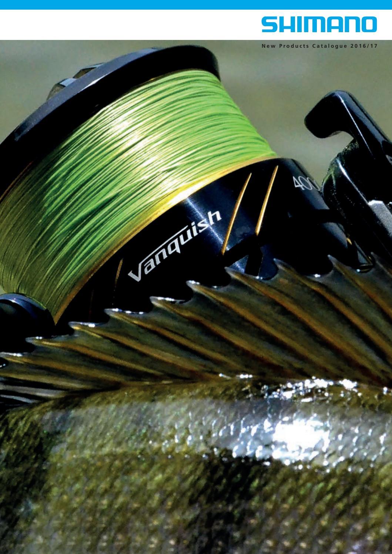 shimano 2017 new products uk by shimano europe fishing holding bv, Fishing Reels