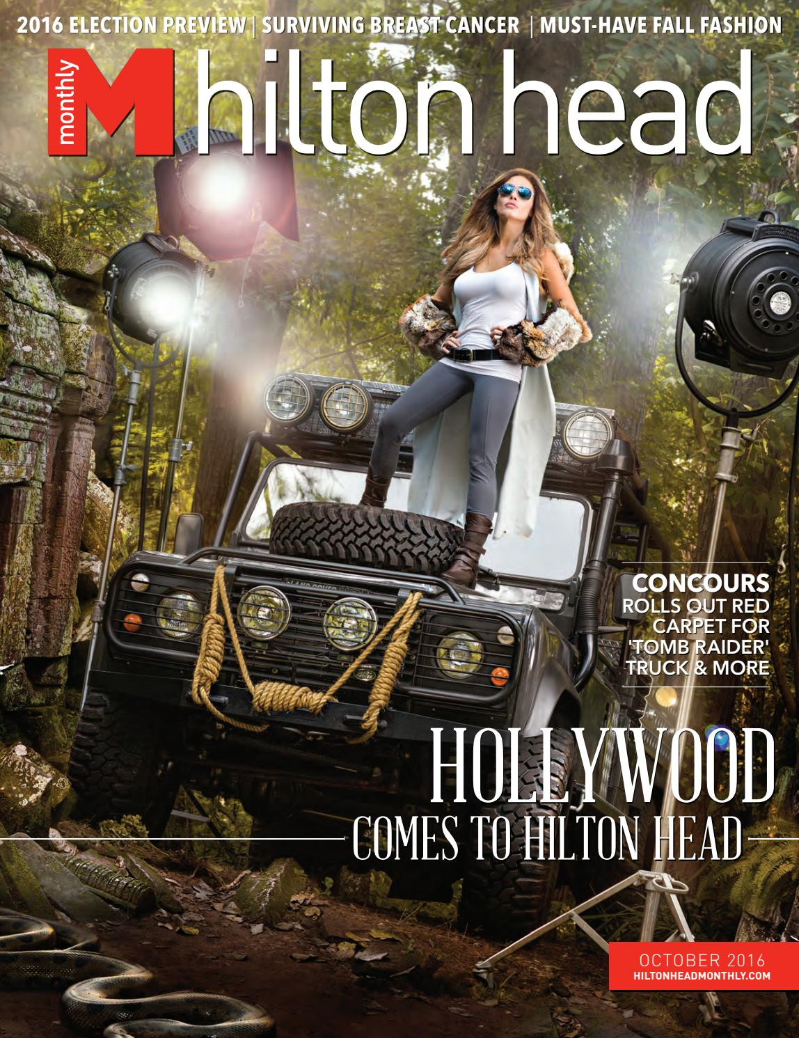 Hilton Head Monthly September 2016 by Hilton Head Monthly - issuu