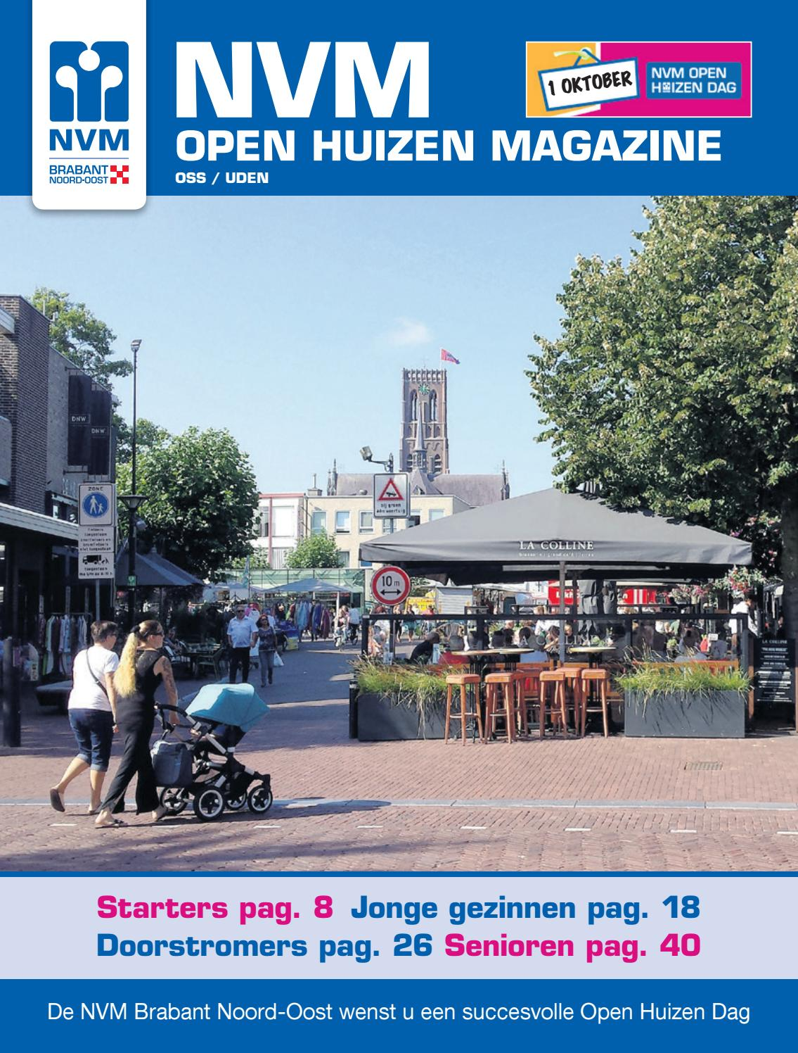 Nvm open huizen magazine by brabants dagblad   issuu