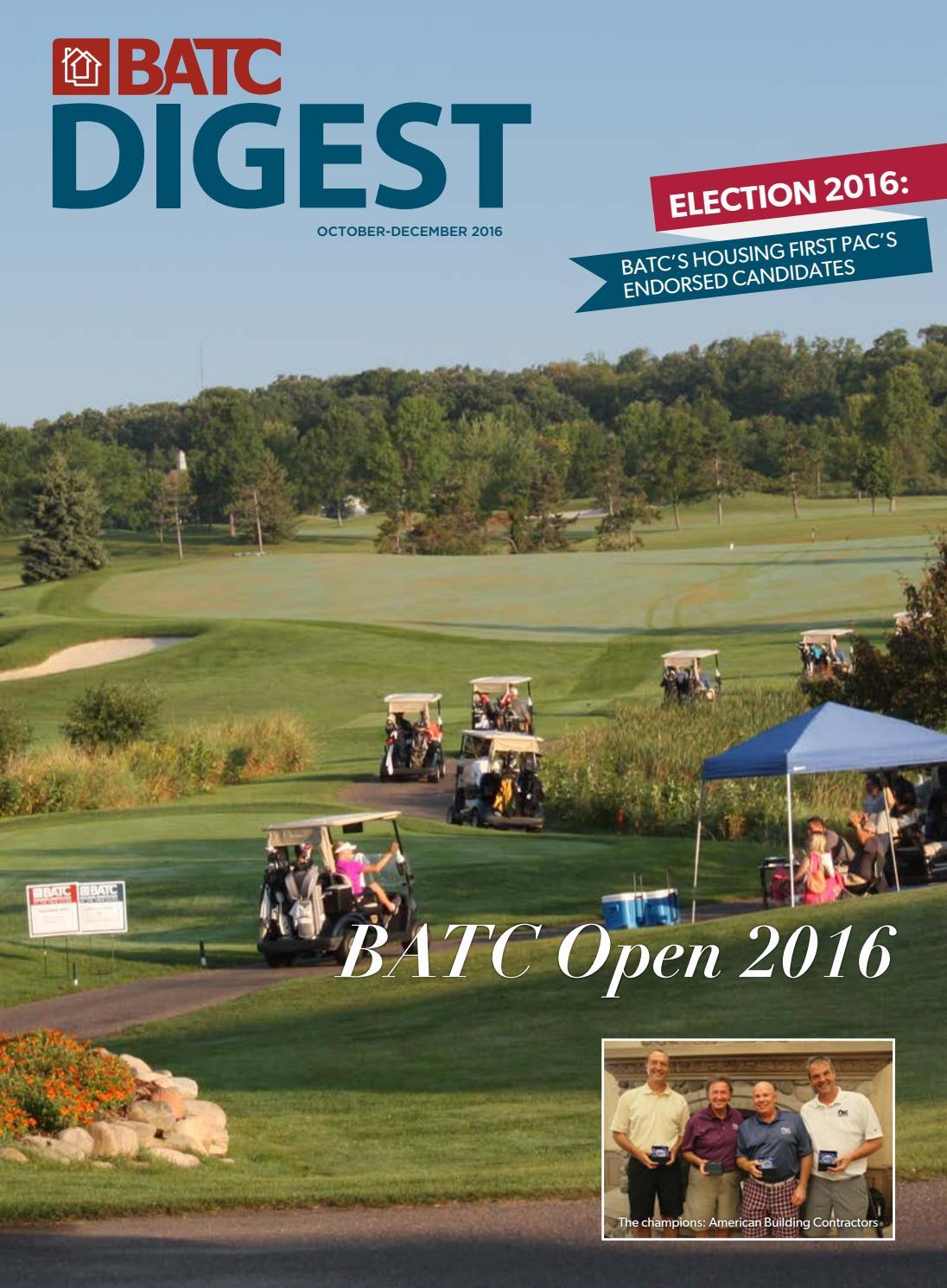 BATC Digest | Oct-Dec 2016 by BATC - issuu
