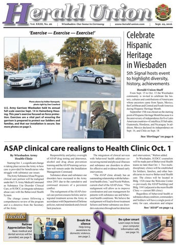 Herald Union, September 29, 2016