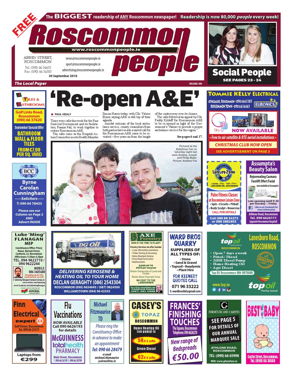 by roscommon people issuu