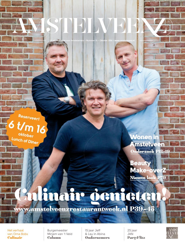 Amstelveenz magazine nr15 oktober 2016 by amstelveenz.nl   issuu