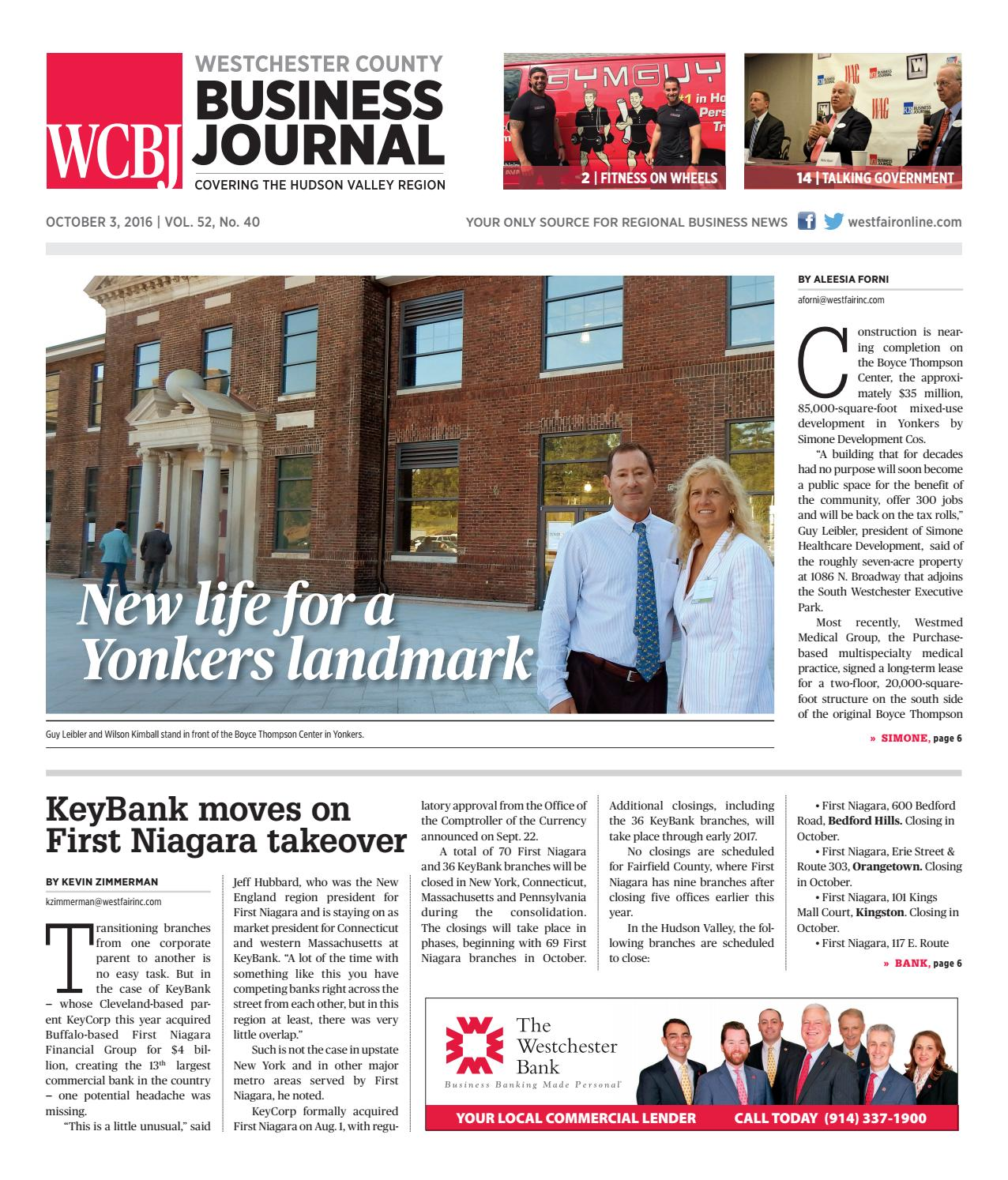 westchester county business journal 100316 by wag magazine issuu