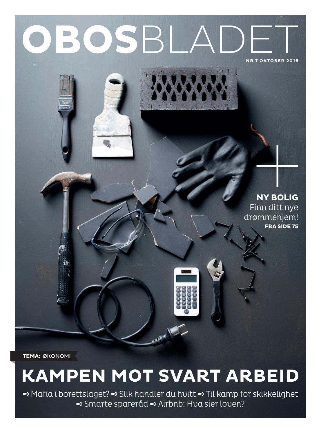 Obos bladet nr 7 2015 by obos bbl   issuu