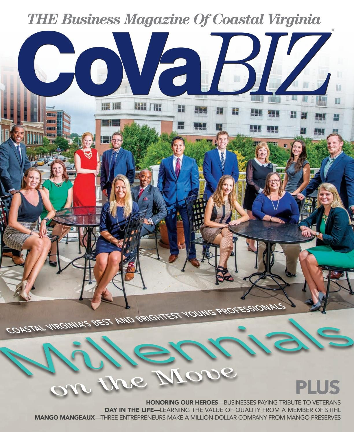 CoVaBiz Magazine Aug/Sept 2016 by VistaGraphics - issuu