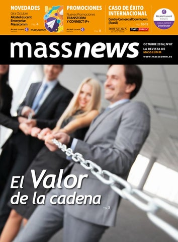 Massnews Octubre 2016 on Issuu