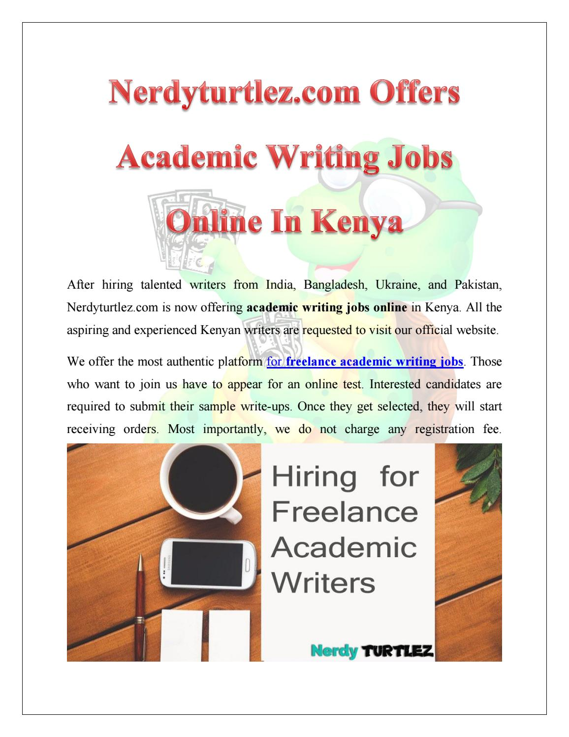 online content writing jobs india