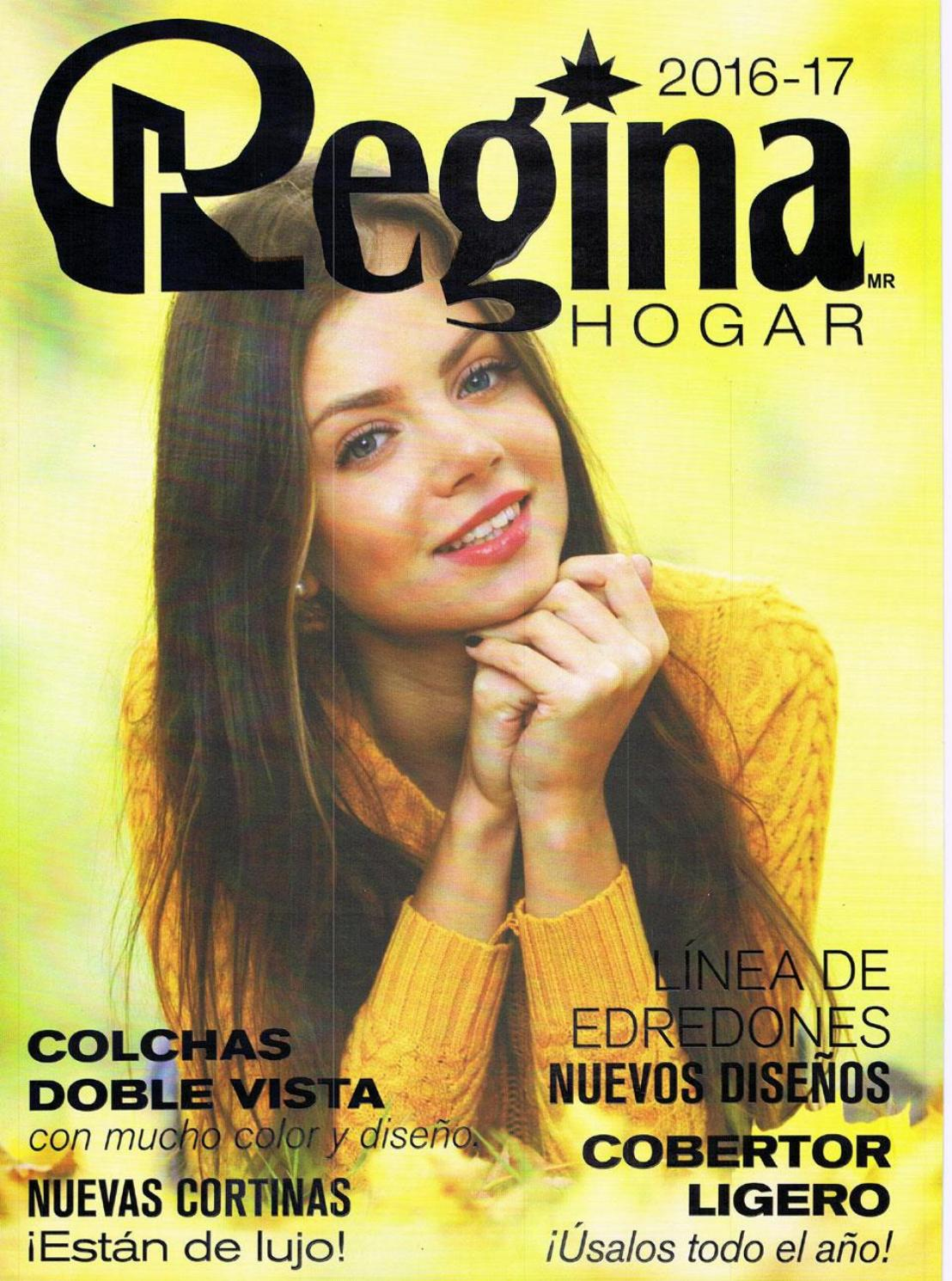 Catalogo regina hogar 2016 2017 by catalogos por internet for Catalogo bricoman orbassano 2017