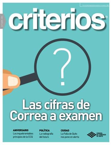 Revista Criterios Octubre 2016