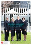 GENERAL LAUNCHES AUSTRALIA ONE