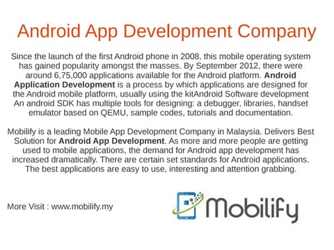 android development | Tumblr