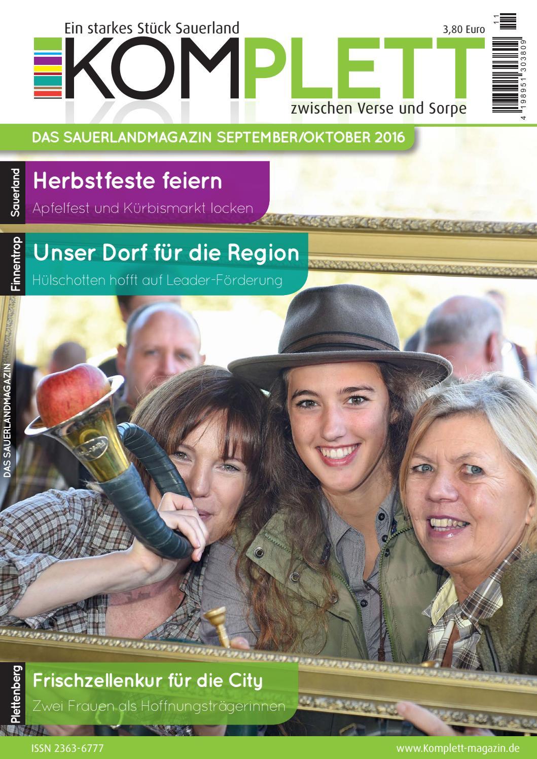 Komplett das sauerlandmagazin   die komplette ausgabe januar ...
