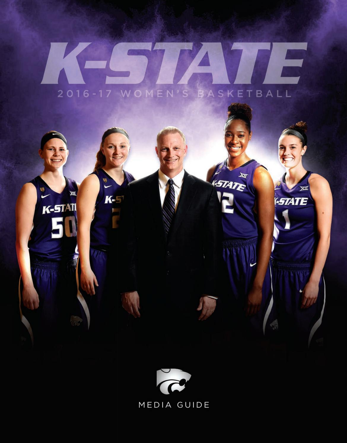2016 17 K-State WBB Media Guide by K-State Athletics - issuu