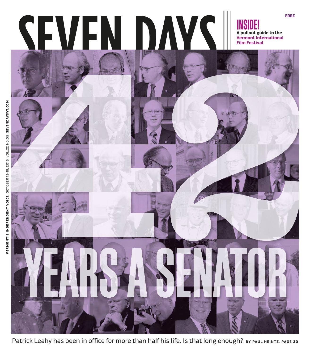 Seven days, october 26, 2016 by seven days   issuu