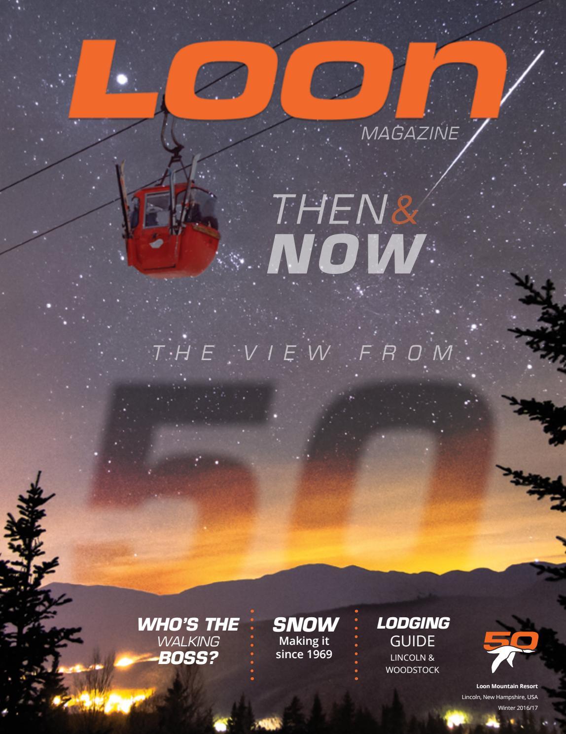loon magazine by loonmtn issuu