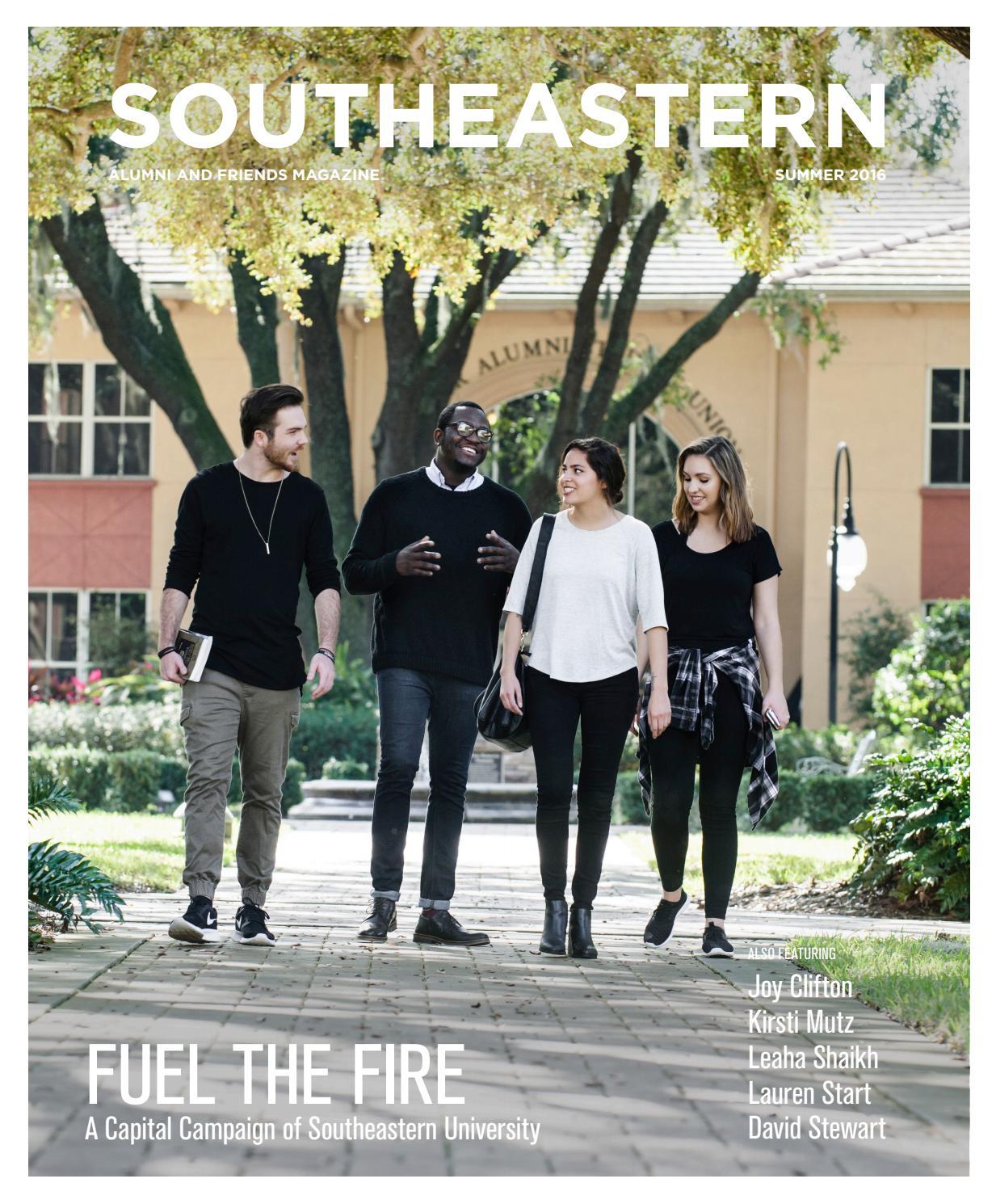 southeastern alumni magazine summer 2016 by southeastern southeastern alumni magazine summer 2016 by southeastern university issuu