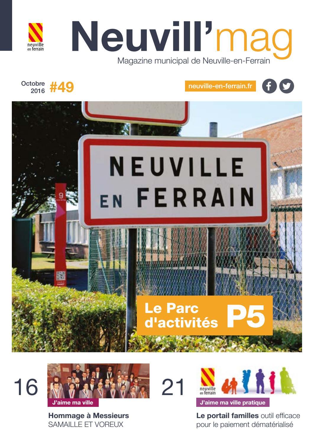 neuvill 39 mag n 49 by mairie de neuville en ferrain issuu. Black Bedroom Furniture Sets. Home Design Ideas
