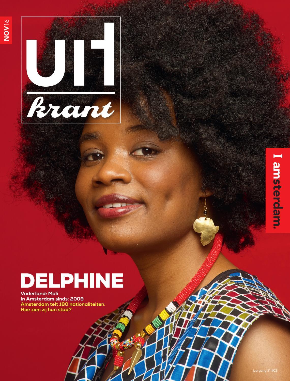 Uitkrant September 2016 by Amsterdam Marketing - issuu