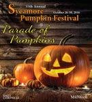 Sycamore Pumpkin Festival 10 26 16