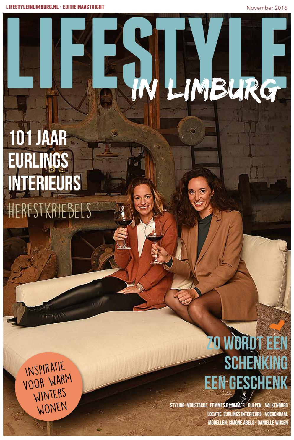 Lifestyle in limburg   maastricht   november 2016 by lifestyle in ...