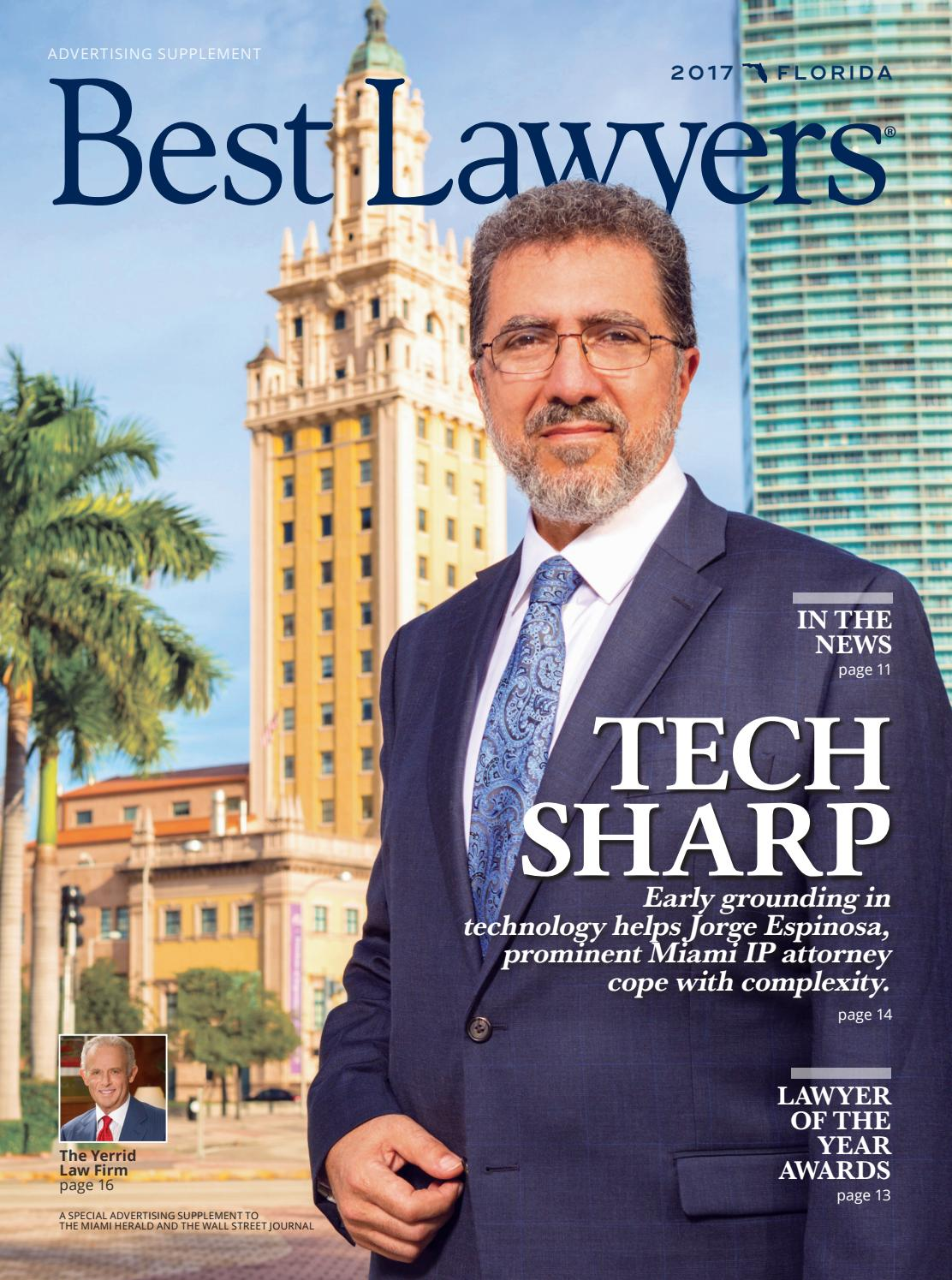 Best Lawyers In South Florida 2017 By Best Lawyers Issuu