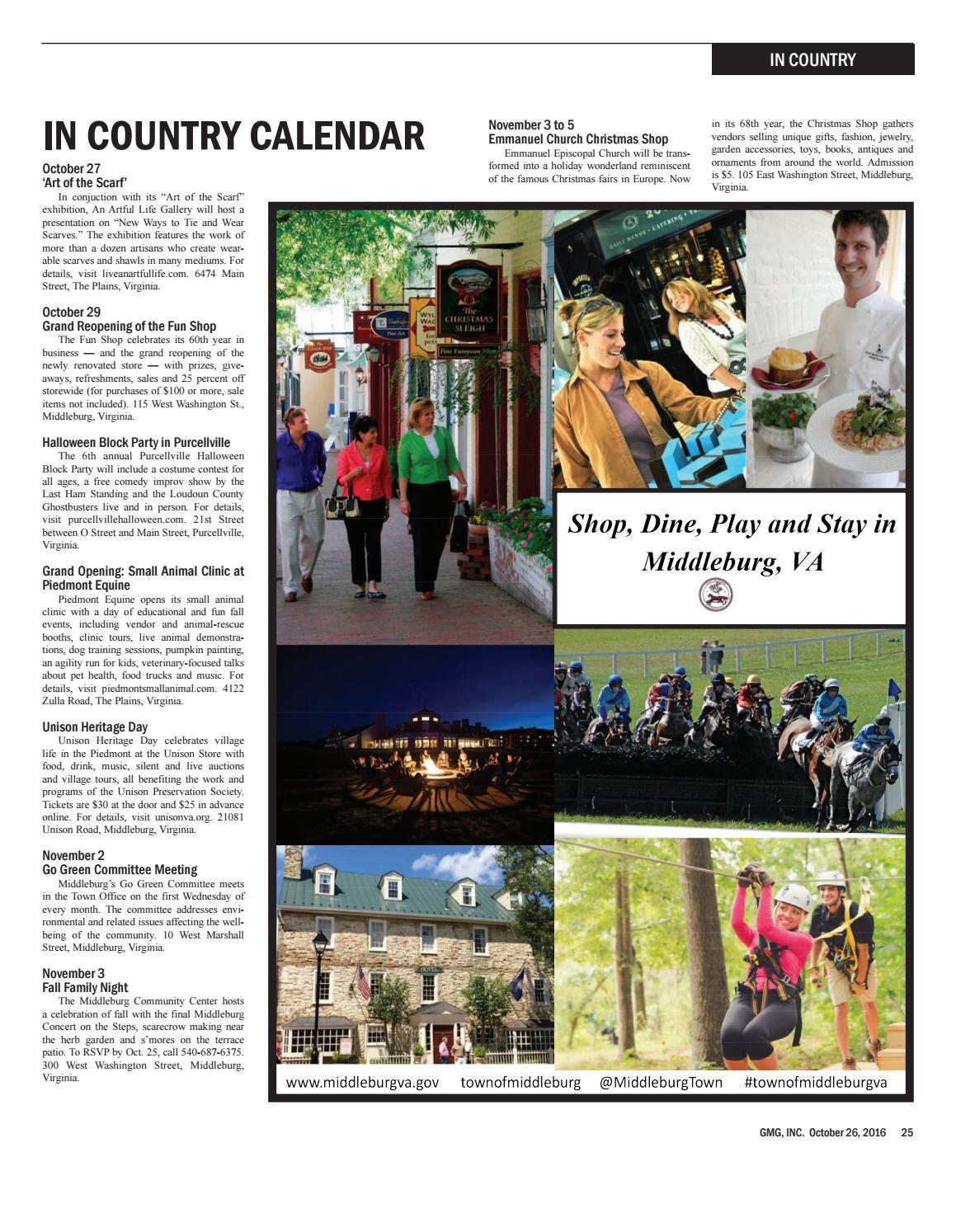 Georgetowner's October 26, 2016 Issue by Georgetown Media Group ...