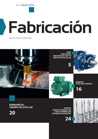 Revista Fabricación 11
