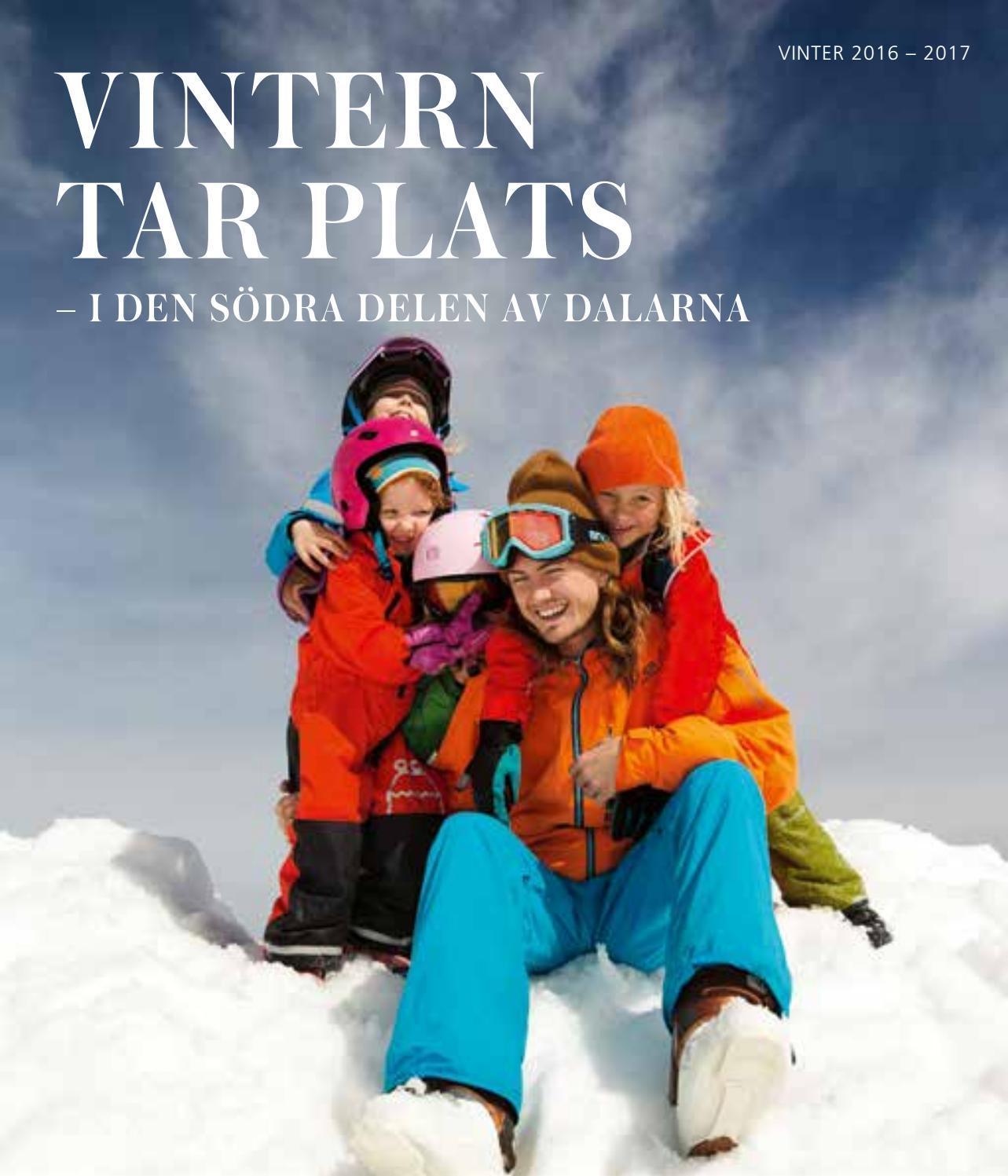 Siljan vintermagasin 2016–2017 by siljan turism   issuu