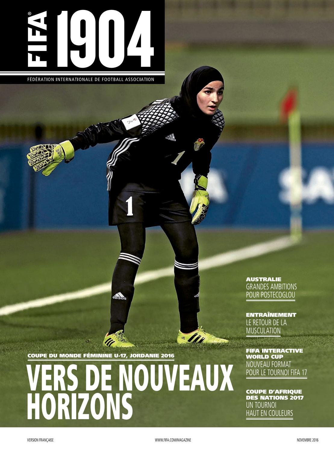 Fifa1904 edition 11 by f d ration internationale de football association fifa issuu - Programme de la coupe d afrique ...