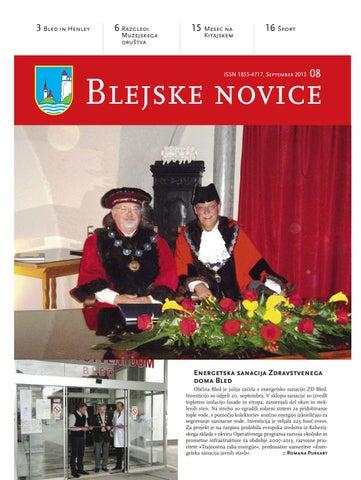 Blejske novice september 2013