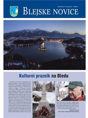 Blejske novice februar 2013