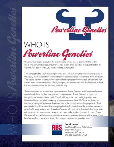 LivestockDirect | Powerline Beef Genetics - 2016 Alabama