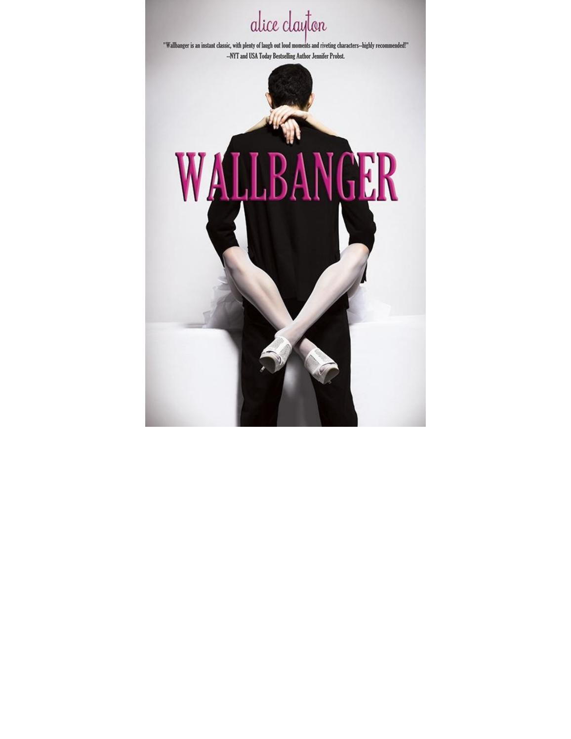 Wallbanger by alice clayton by inês   issuu