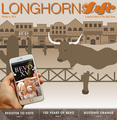 UT Traditions Longhorn Life