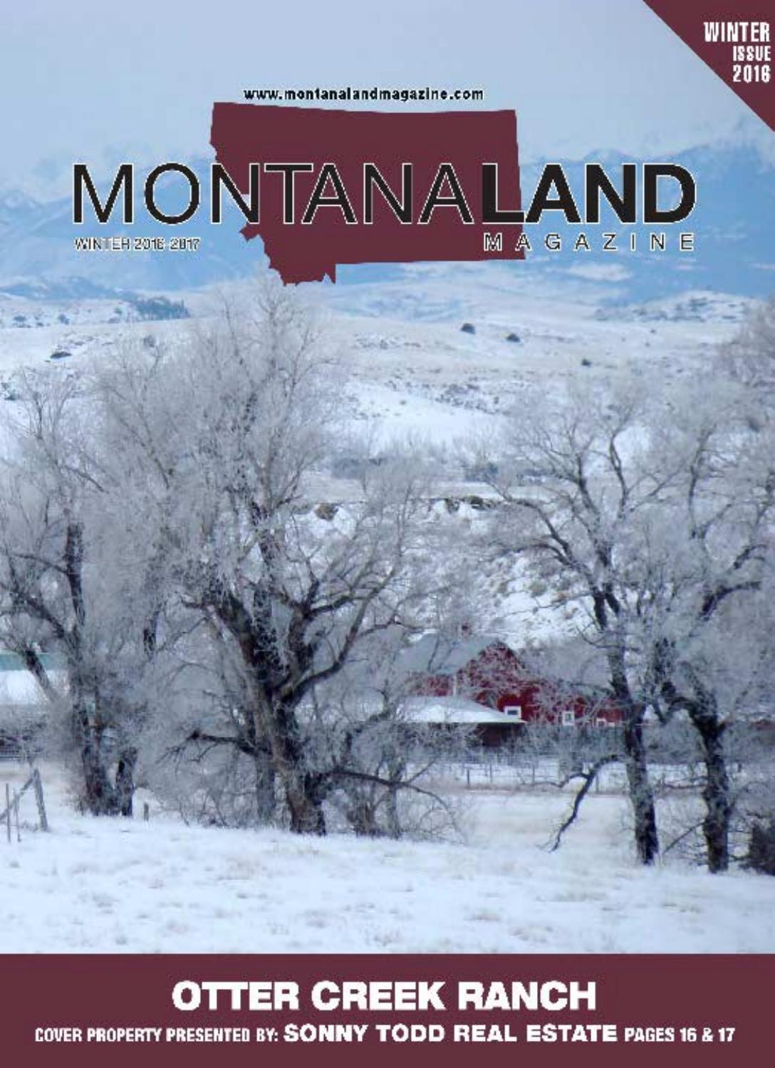 ^ Montana Land Magazine March/pril 2016 by Billings Gazette - issuu